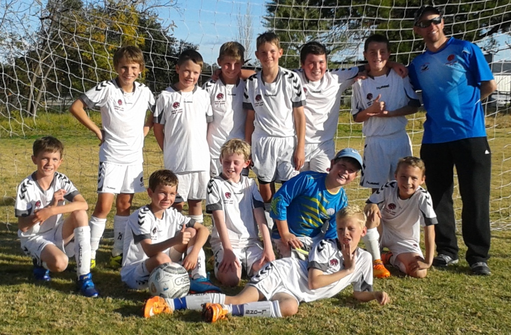 Lachlan Lions Youth League